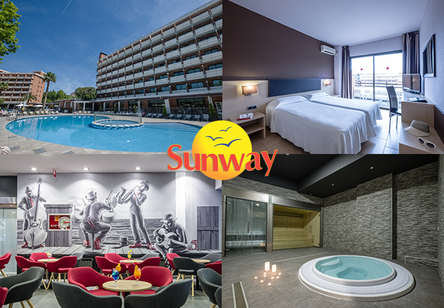 Four star escape to Salou with Sunway Holidays