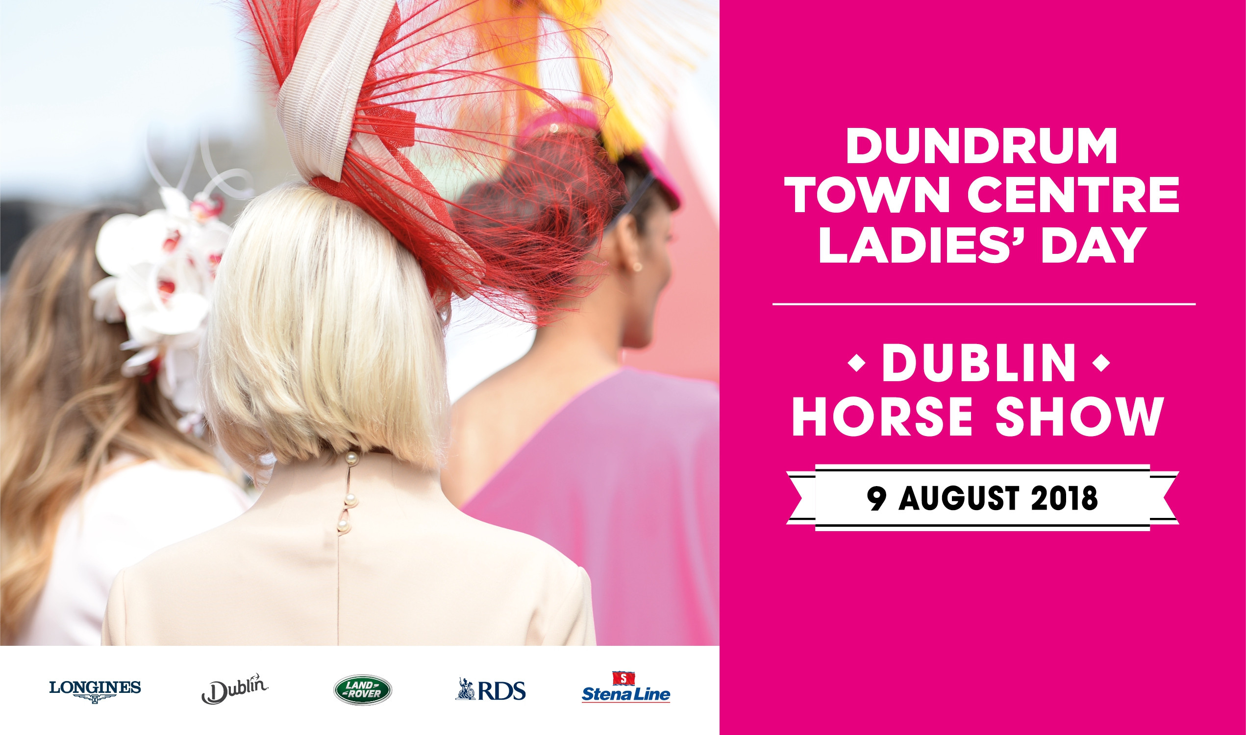 RDS Ladies Day 2018