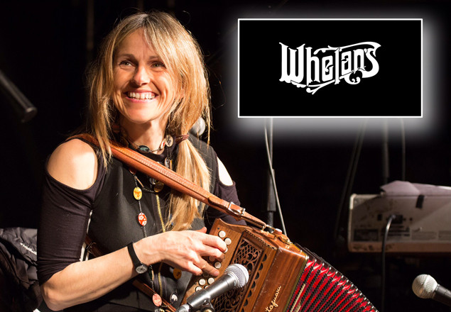Sharon Shannon at Whelans 11th August