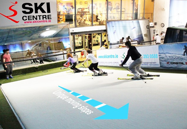 Ski Centre- 2 Ski Lessons - Christmas offer