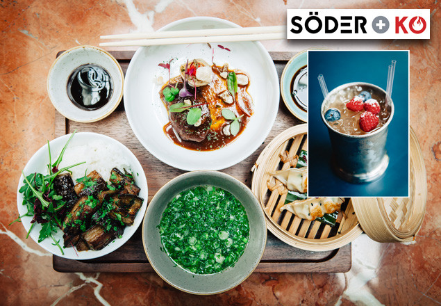 Brunch for 2 at SÖDER+KO