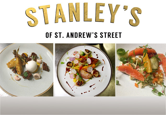 Tasting Menu for 2 at Stanleys