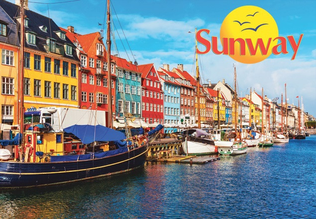 Northern European Fly Cruise with Sunway May '19
