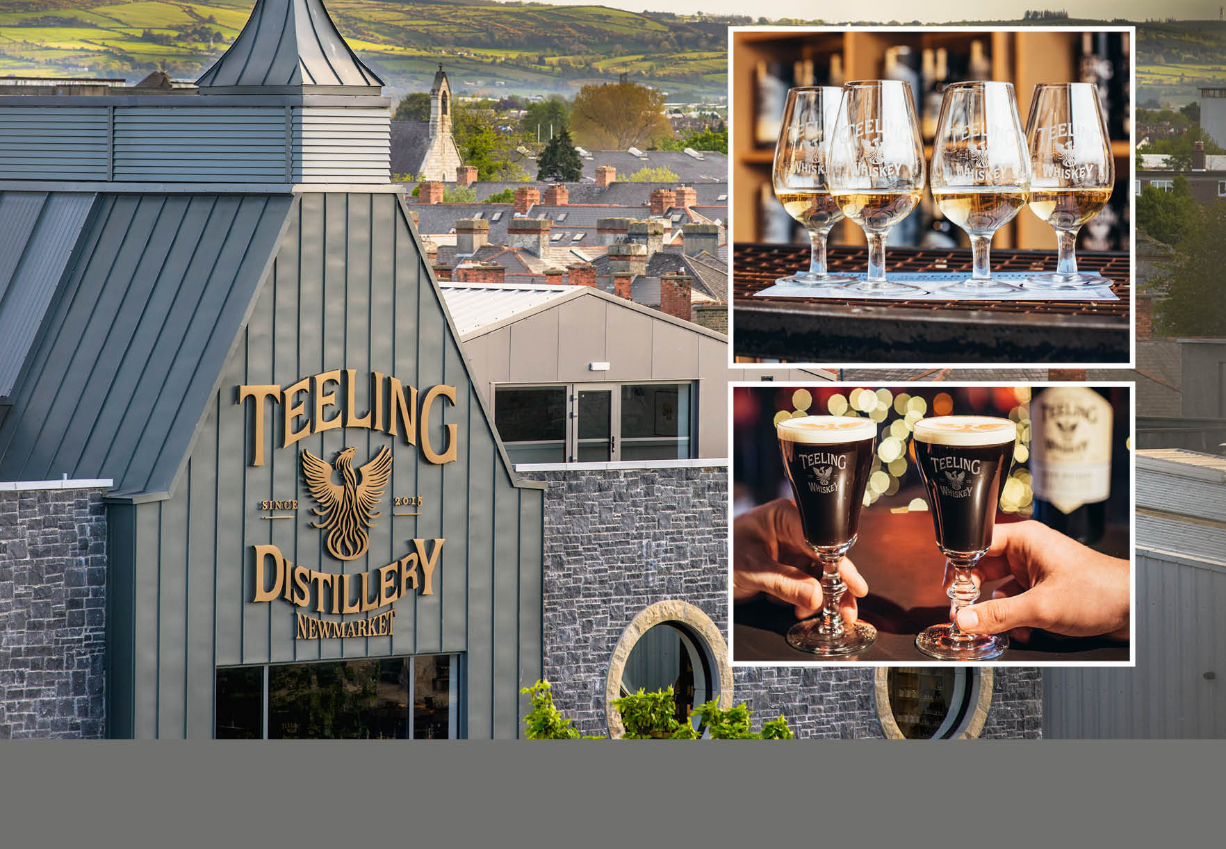 Christmas offer with Teelings Whiskey Distillery