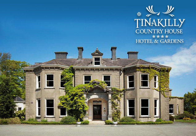 1 night stay with dinner & more at Tinakilly