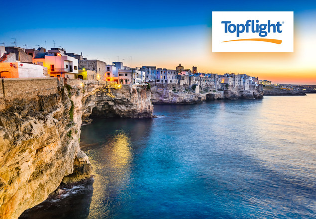 Secrets of Puglia Escorted Tour