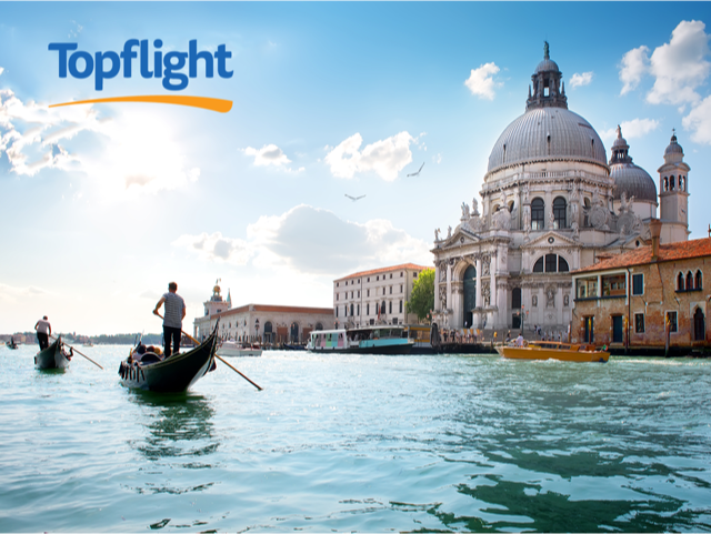 Lake Garda, Venice & Verona tour with Topflight
