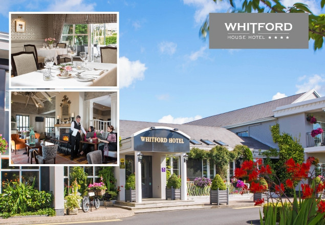 2 night stay at Whitford House Hotel