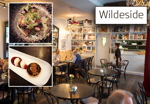 Tasting Menu with wines at Wildeside, Cabinteely