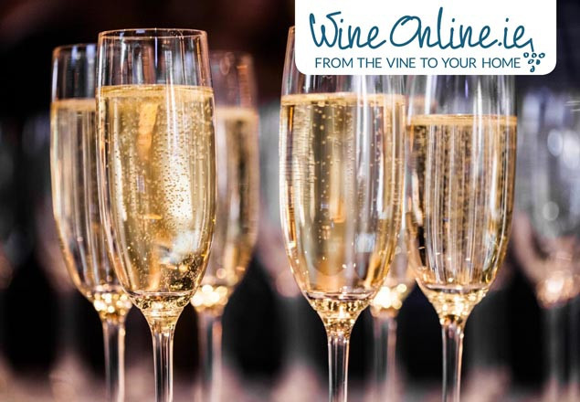 WineOnline 6 bottle case of Prosecco & more