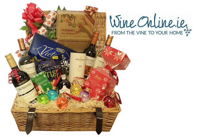 Christmas Day Hamper from WineOnline.ie